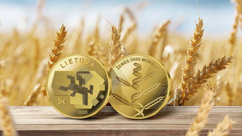5 euro Litwa moneta kolekcjonerska